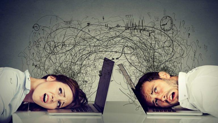Werkstress? Manage je energie, niet je tijd